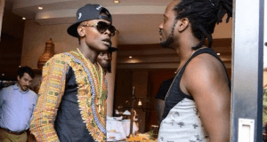 Jose Chameleone Marks Bebe Cool's Words Insesible