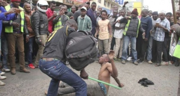 kenya most dangerous country