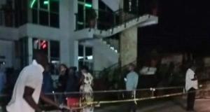 Marcos Gym sauna explodes
