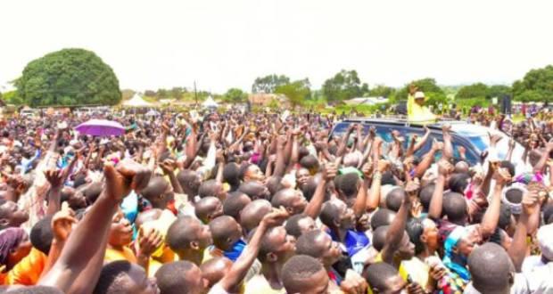 Museveni and Hoima woman MP