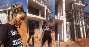 Spice Diana's Six Bedroom Mansion Unveiled Officially