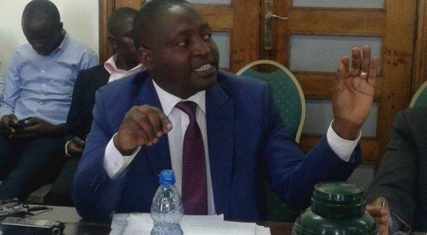 minister David Bahati