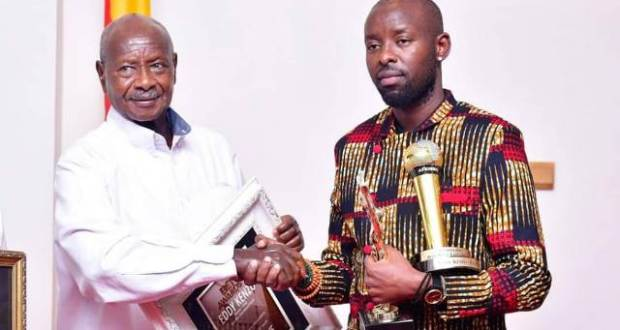 Eddy Kenzo Claims 'System Volongoto' Song Wasn't Meant For Museveni