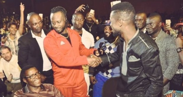 Bebe Cool Claims Bobi Wine Is Weaker Brand Than Him