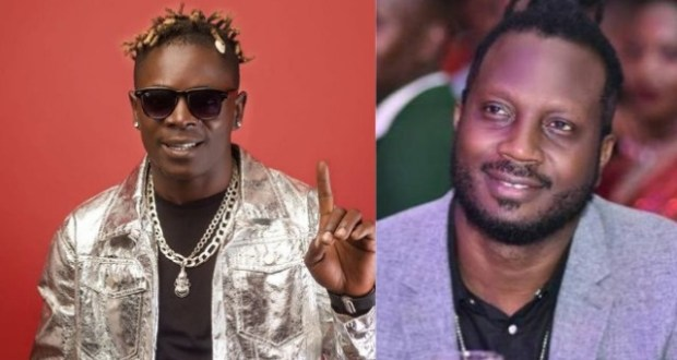 King Saha Mocks Bebe Cool Calling Him 'Zakayo Omuwoza'