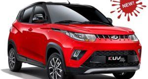 mahindra KUV cars