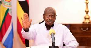 president Museveni Orders Those Sneezing Should To Keep Away From Public bse corona virus