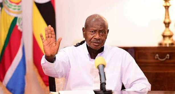 government through president Museveni Orders Those Sneezing Should To Keep Away From Public bse corona virus