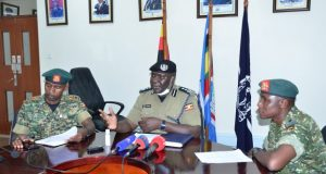 Uganda Police Distances Itself About Shooting People In Mukono