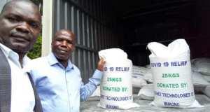 Gisonet Technologies Donates Posho To Media