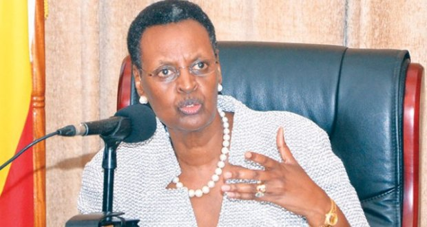 Janet Museveni explains between online and take home exams covid -19 / reopen schools