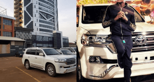 Jose Chameleone's 7 Clarifications Regarding His Impounded Car