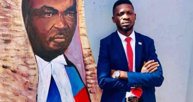 Bobi Wine Honors The Fallen Chief Justice Benedicto Kiwanuka