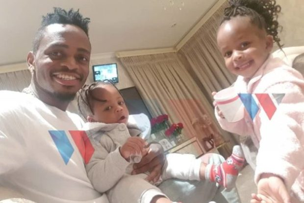 Diamond Finally Reconnects With His Children Through Video Call