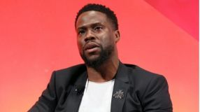 kevin hart troubled over george floyd's death