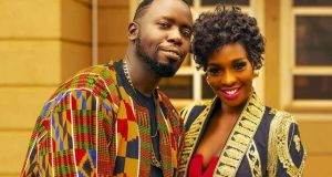 Cindy Sanyu, Rapper Ruyonga Hint About Their Collabo