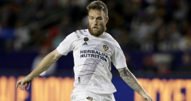 LA Galaxy fires player over wife's racist posts