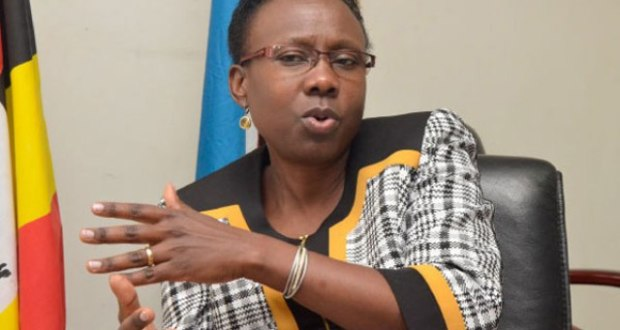 Lucky Mbabazi Appreciates Jane Aceng For Working Hard To Fight Corona