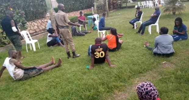 Police Arrested Dozens On Drinking Spree In Nansana