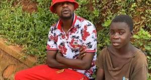 Victor Kamenyo's Adopted Son Acquires Basic Needs