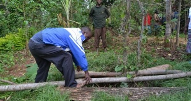 man rescued from 60ft borehole alive