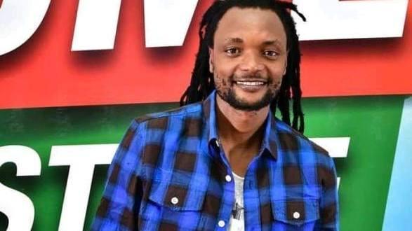 Jamal Wasswa lost his mother