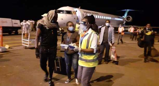 Mixed Reactions As Uganda Airlines Overcharges Returnees
