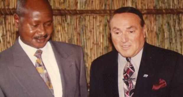 Janet Museveni Pays Tribute To Evangelist Morris Cerullo