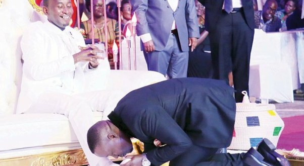 Prophet Mbonye Rejects Kabuleta After Declaring To Run For Presidency