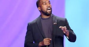 kanye west to run for S presidency