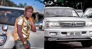 Gravity Omutujju Buys New Monster Car, Calls It His New Girlfriend