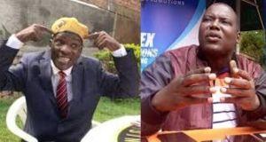 Bajjo And Tamale Mirundi Fume With Rage
