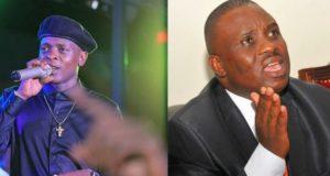 Jose Chameleon Says Lukwago Has Done Nothing For Kampala