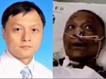 Chinese doctor Yi Fan