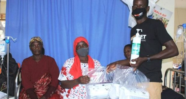 Fortebet Gives 100 Pregnant Mothers Free Mama Kits