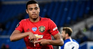 Manchester United Striker Mason Greenwood