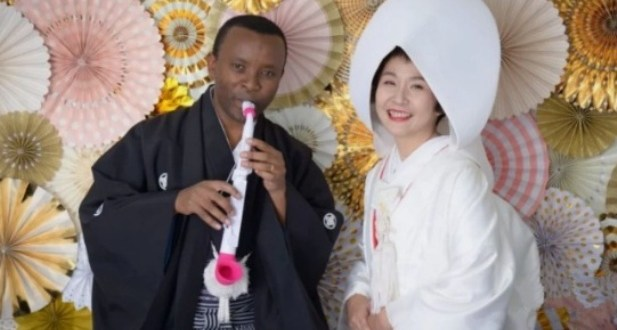 My Japanese Parents Abandoned Me For Marrying Kenyan