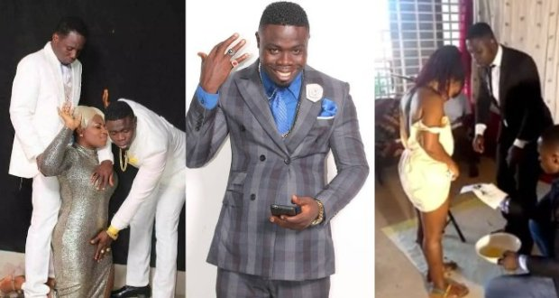 what you didn't know about pastor who shaves private parts of women