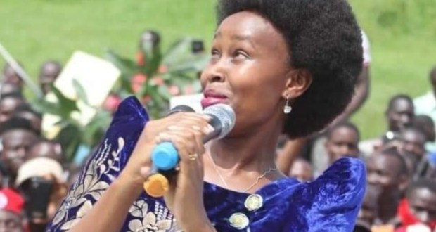 Barbie Kyagulanyi Blames Government For Neglecting Women