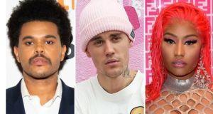 The Weeknd, Justin Bieber And Nicki Minaj Pin Grammy's For Corruption