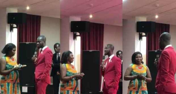 Ghanaian Prophet Donates Day's Offertory To Church Member To Start Business