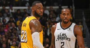 LA Lakers Lose NBA 2020-2021 Season Debut Against LA Clippers