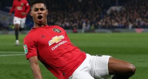 Marcus Rashford Doubles To Secure Manchester United