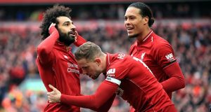 Mohamed Salah Tops 2020 Christmas Premier League Power Rankings