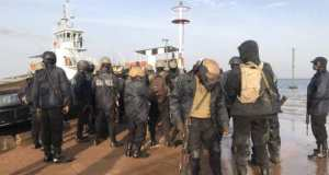 Bobi Wine Campaigns In Kalangala