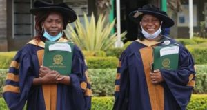 Mother And Daughter Graduate With PhDs From Same University