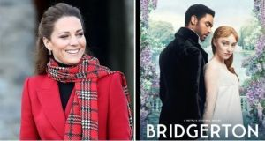 Kate Middleton A Bridgerton Fan