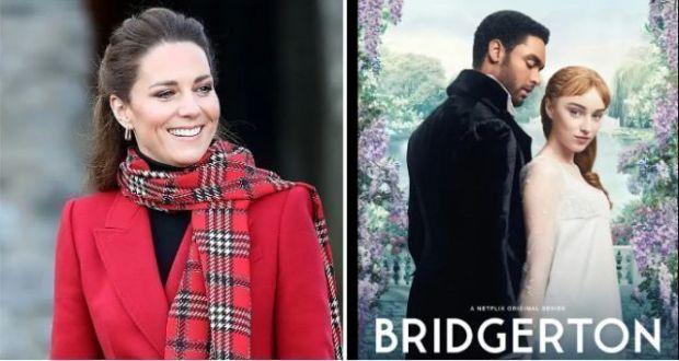 Kate Middleton A Bridgerton Fan