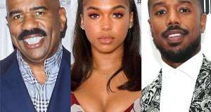 Steve Harvey Jokes About Having Pure Hatred For Daughter's Boyfriend