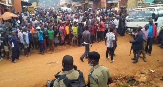 UPDF Officer Shoots Four Dead In Nansana